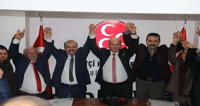 AK PARTİ- MHP İttifakı Kesinleşti