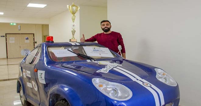AYVAZ Elektromobile Kardeş Geldi: BAYSAL Elektromobil