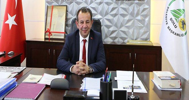 Başkan Özcan'dan Milli Mücadelenin 100.Yılı Kutlamalarına Davet