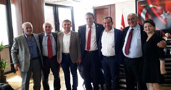 CHP Aydın milletvekili Hüseyin Yıldız ; 'Tanju beyle ne kadar övünsek azdır'