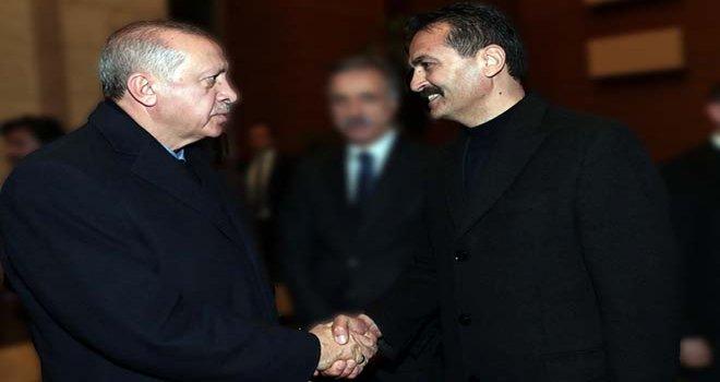 Cumhurbaşkanı Erdoğan'ın Bolululara selamı var