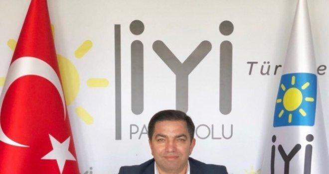 Örnekbaş; 'CHP Genel Başkanı Sayın Kemal KILIÇDAROĞLU' na yapılan menfur saldırıyı şiddetle kınıyorum'