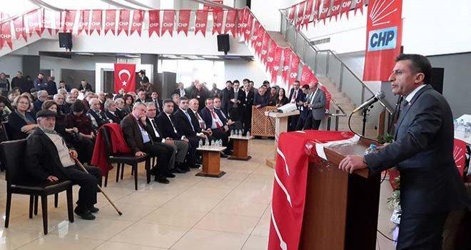 Türkoğlu; 'Sorunumuz yumruğu atanla değil, attıran zihniyetledir'